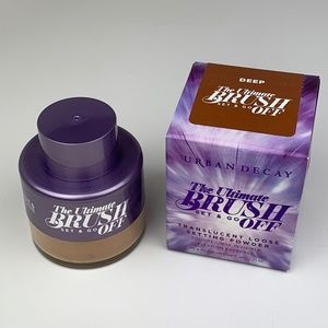 Urban Decay Ultimate Brush Off Powder: Deep